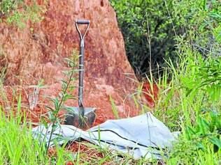Mistério.   Na quinta-feira (17), um corpo  foi achado no bairro Riviera