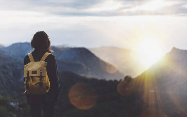Durante viagem com terapia, viajante tem a possibilidade de passar por vivências e, com isso, resolver problemas