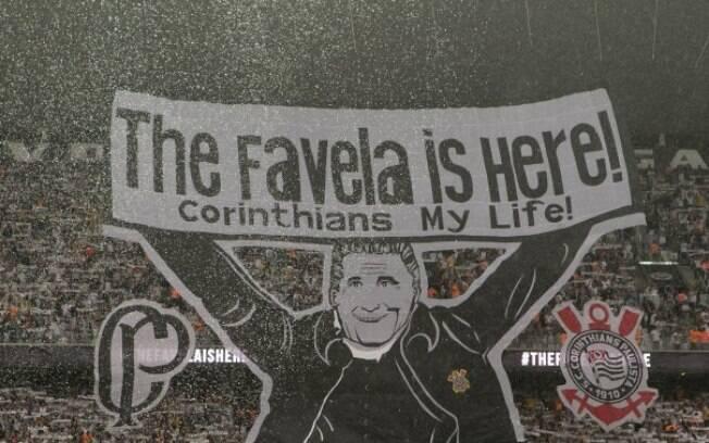 Corinthians é campeão mundial nas redes sociais