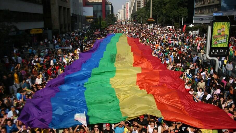 Parada LGBTQIA+ de São Paulo