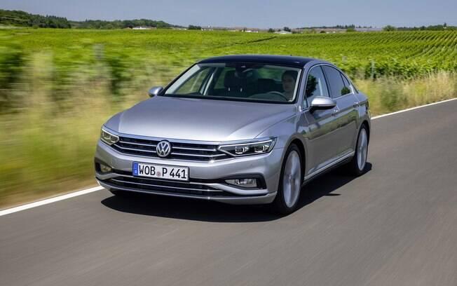Volkswagen Passat: o sedã já deixou de ser vendido no Brasil desde agosto último e, pelo visto, nunca mais virá ao País