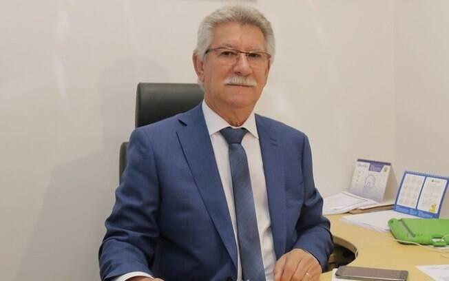 Vereador Z Carlos  eleito presidente da Cmara para os prximos 2 anos