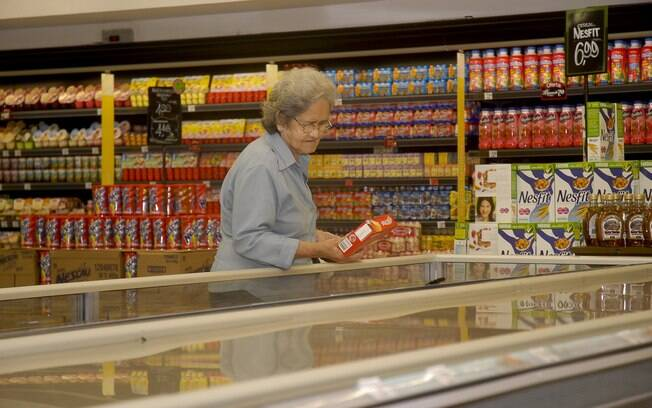 A maior taxa foi registrada em alimentação, mas a alta foi inferior à constatada em novembro, ao alcançar 1,55% ante 2,26%