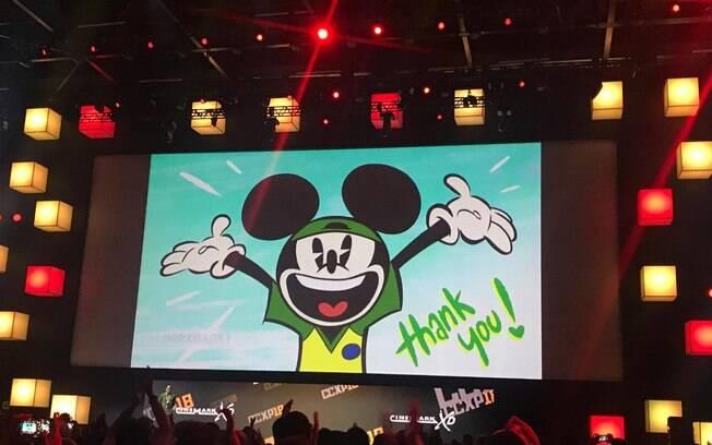 Painel da Disney na CCXP 2018 tem novidades