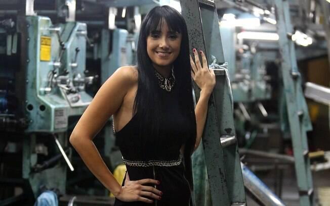 Ximena Suarez era comissária de bordo no voo da Chapecoense