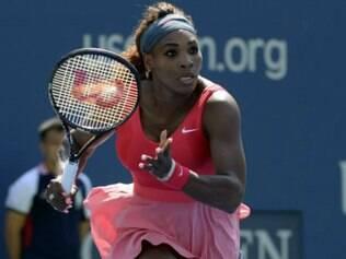 Serena superou a compatriota, que vinha sendo a sensação do torneio