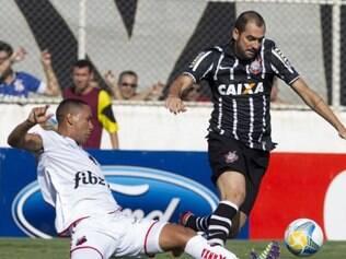 Pensando na Libertadores, Timão ficou no 1 a 1 com o Ituano