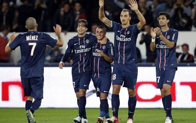 Na rodada seguinte, mais uma vitória. Desta  vez, sobre o Toulouse, por 2 a 0. Ibrahimovic  voltou a deixar sua marca