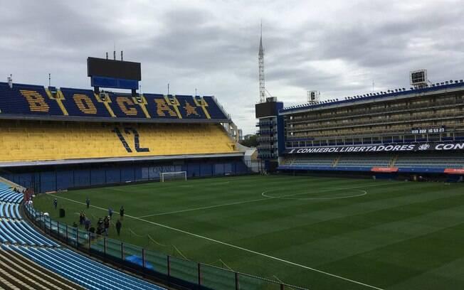 La Bombonera, casa do Boca Juniors