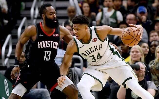 Rodada da NBA desta terça-feira teve embate entre dois dos candidatos ao título de