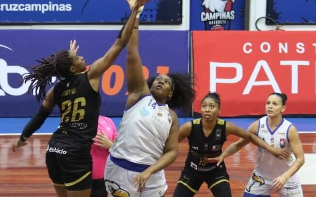 Vera Cruz Campinas bate Mesquita/LSB e encara Ituano Basquete nas semifinal