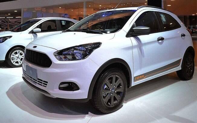 Com design aventureiro e suspensão mais alta, Ford Ka Trail custará R$ 48.790 na versão 1.0 e R$ 52.790 com motor 1.5