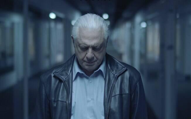 Antonio Fagundes emplaca filme em sessão da Tv Globo