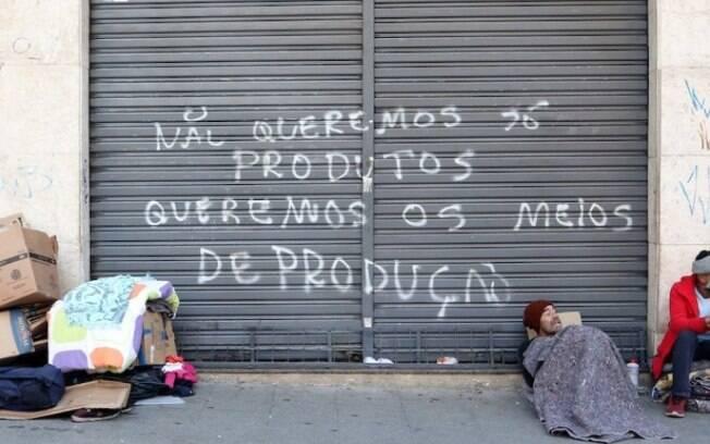 Mortes de moradores de rua em Campinas crescem 52,6% em um ano