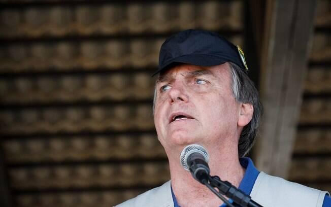 Bolsonaro defende mais uma vez a legalização do garimpo na Amazônia