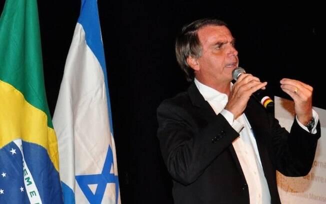 Desde o início de sua gestão, Bolsonaro sinalizou apoio a Israel.
