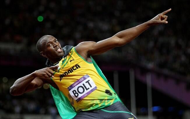 Bolt diz que é o maior atleta da atualidade e homenageia ...
