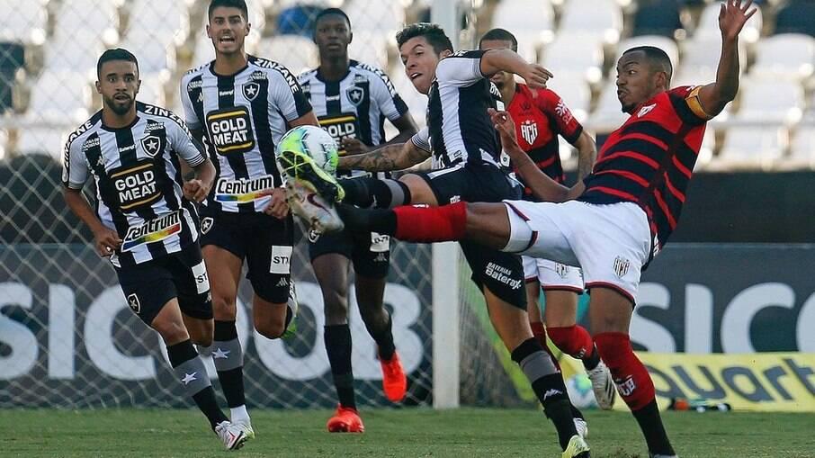 Botafogo X Atlético-GO