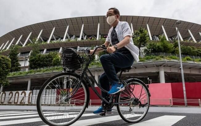 Olimpíada de Tóquio 2021: recorde de casos de covid liga alerta, mas tem ligação com Jogos?