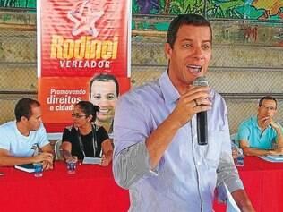 Desafios. Rodinei Ferreira luta por melhorias no trânsito e no transporte e tem apoio da população