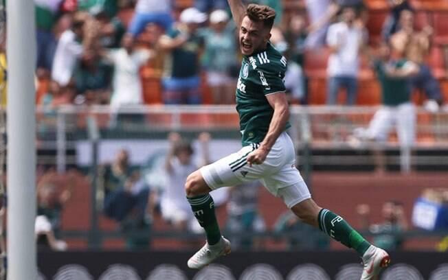 Hyoran tem importante papel no bom momento do Palmeiras no ano