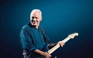 David Gilmour fará leilão de guitarras para arrecadar dinheiro para caridade