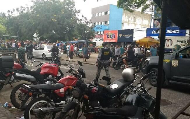Corporações estão há 17 dias aquarteladas em seus batalhões em protesto ao descaso do governo de Robinson Faria
