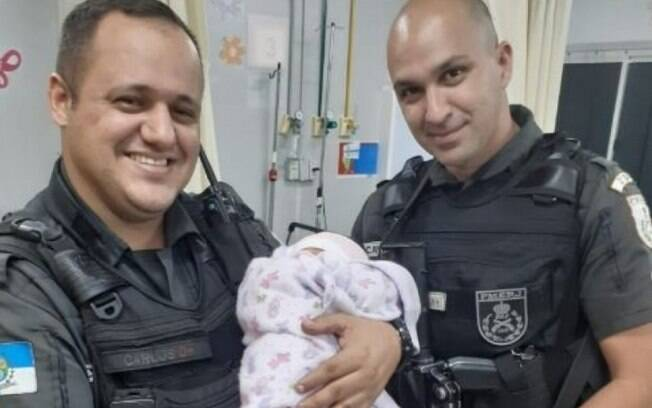 Bebê de sete dias foi encontrado na zona sul do Rio.