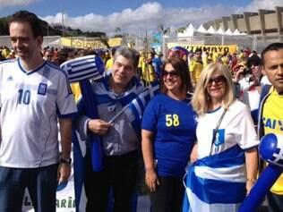 Gregos estão confiantes de que podem vencer