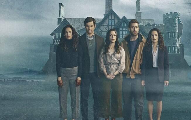 A Maldição da Residência Hill lidera o ranking de melhores novas séries da Netflix em 2018