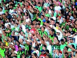 Apoio. Jogadores esperam incentivo dos torcedores para acabar com a série negativa na Segundona
