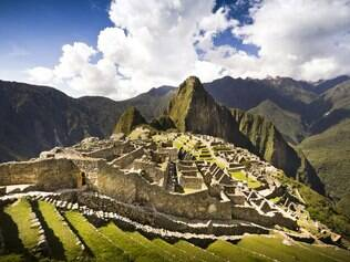 Machu Picchu e a beleza de seu sítio arqueológico