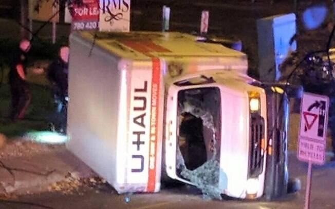 Na noite do sábado (30), a capital da província de Alberta, no Canadá, sofreu atentado terrorista