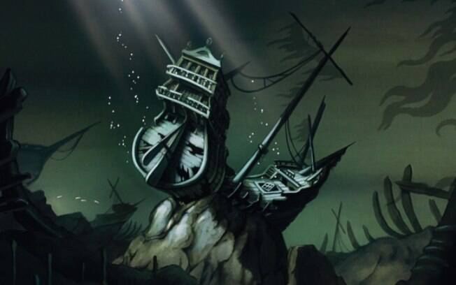 Navio de Arendelle