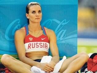 Campeã mundial afirmou que a Rússia não tem e não quer ter esse problema (homossexualismo)