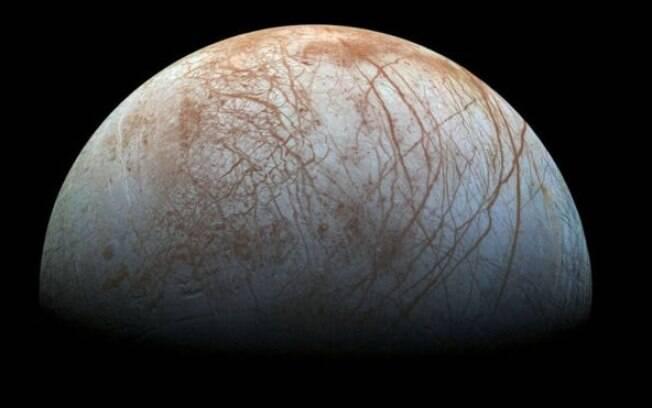 Satélite de Júpiter é um dos principais alvos dos cientistas na busca por vida extraterrestre no Sistema Solar
