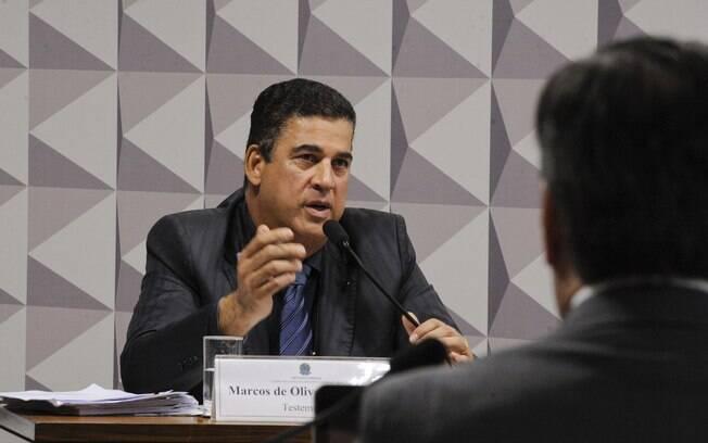 Marcos de Oliveira Ferreira foi a última testemunha da sessão desta sexta-feira