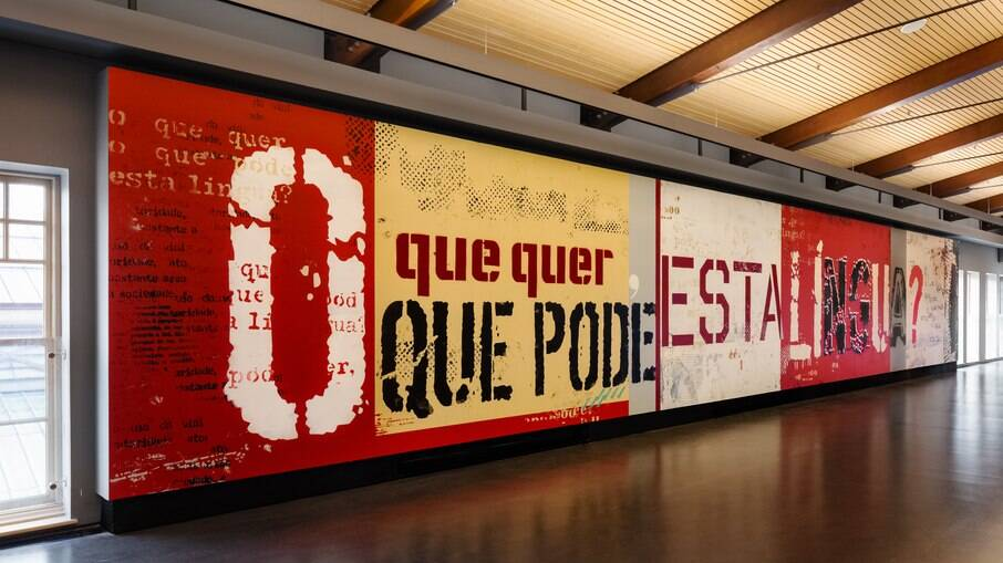 Museu da Língua Portuguesa novas experiências