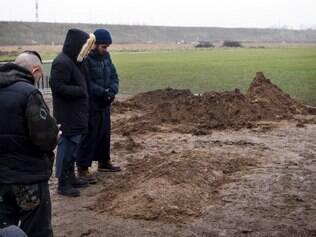 Jovem suposto de ataques na Dinamarca foi enterrado nesta sexta-feira (20)