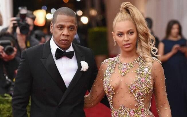 O rapper Jay-Z é apontado como um artista que já fez pequenas referências aos Illuminati em aparições em público