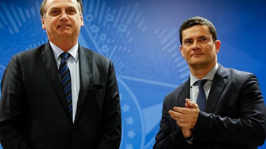 Expectativa de corrupção bate recorde no governo Bolsonaro e aprovação de Moro despensa, indica pesquisa