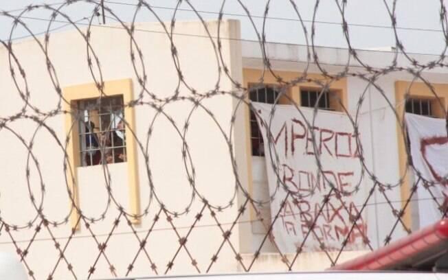 No Complexo Penitenciário de Pedrinhas, no Maranhão, aconteceu a maior revolta de presos do Estado, em novembro de 2010
