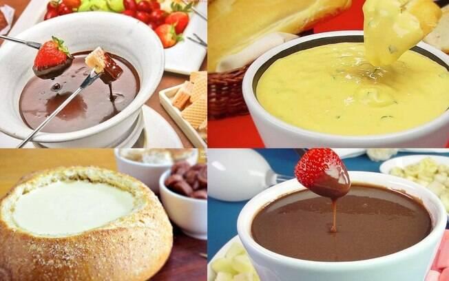Para aquecer: 6 opções deliciosas de fondue