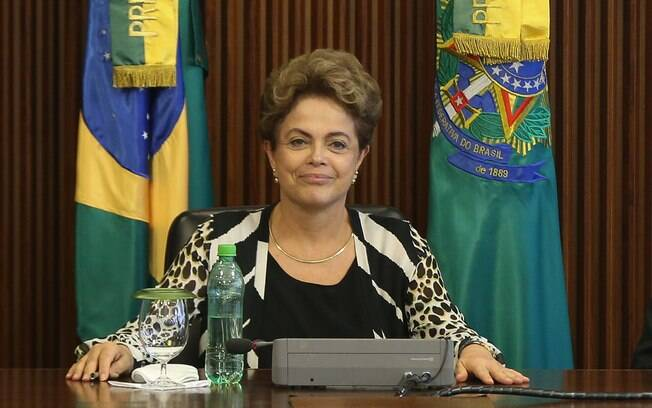 Presidente Dilma Rousseff rebateu em pronunciamento declaração de Eduardo Cunha