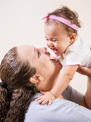 Agora, para Mariana, o importante é permitir que a filha conviva com as diferenças