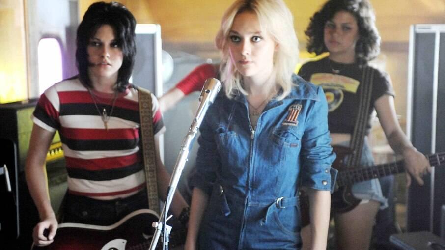 The Runaways conta a história da icônica banda de rock formada por mulheres nos anos 1970