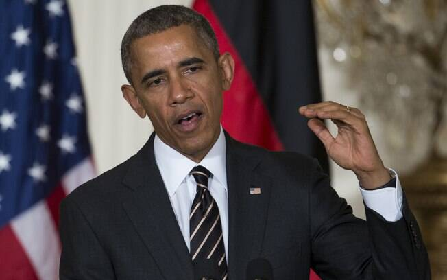 Barack Obama: governo norte-americano pediu congelamento de bens de autoridades