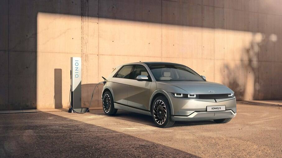 Hyundai Ioniq 5: marca corenana entra para valer na seara dos elétricos com modelo que poderá vir ao Brasil