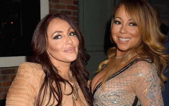 Mariah Carey se envolveu em problemas com ex-empresária