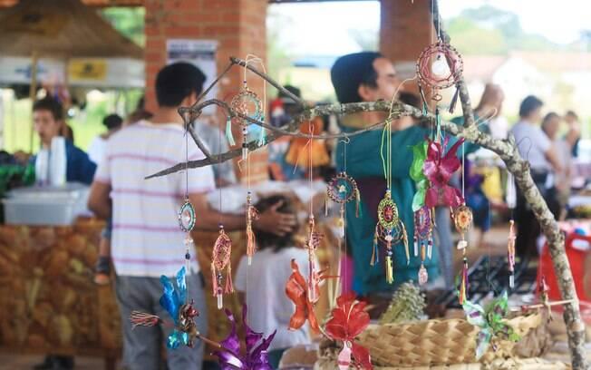Feira do Produtor na Chapada dos Veadeiros - O melhor lugar para vivenciar a cultura local.
